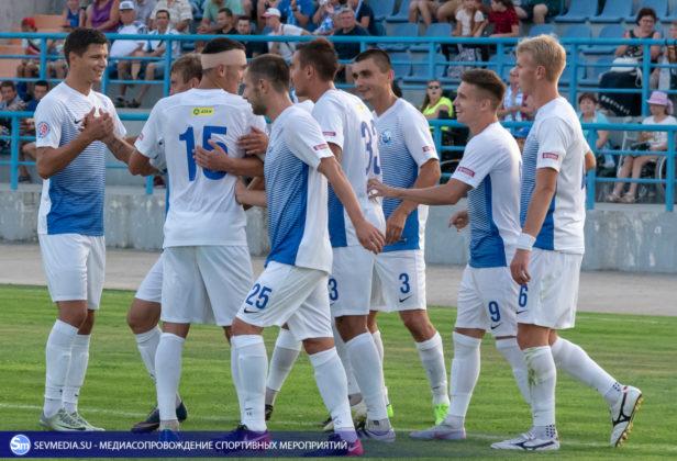 Премьер-лига КФС 2018/19. 1-й тур. «Севастополь» – «Евпатория» – 3:0
