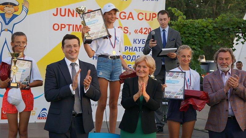 Севастопольские яхтсмены стали победителями Кубка губернатора Нижегородской области