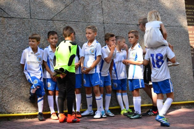 dsc 6127 629x420 - Севастопольские юные футболисты получили традиционное напутствие перед началом нового сезона