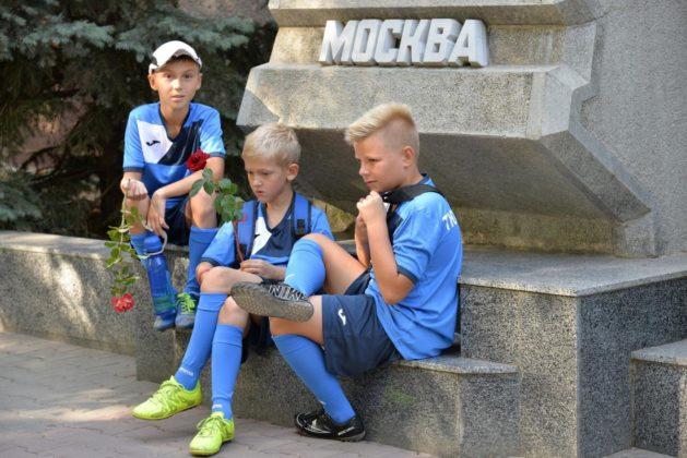 dsc 6150 629x420 - Севастопольские юные футболисты получили традиционное напутствие перед началом нового сезона