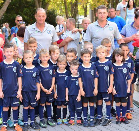 dsc 6199 446x420 - Севастопольские юные футболисты получили традиционное напутствие перед началом нового сезона