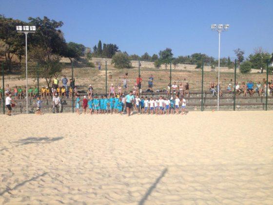 Подведены итоги Фестиваля пляжного футбола ДЮФЛ Севастополя 2018