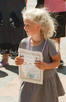 В Севастополе прошёл пятый роллер-фестиваль