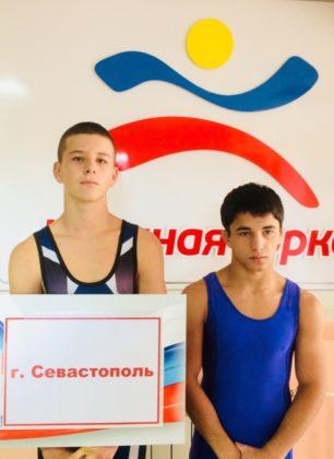 Севастопольский борец вошел в состав юношеской сборной команды России
