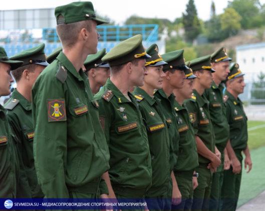 Определился победитель чемпионата Вооруженных Сил Российской Федерации по футболу