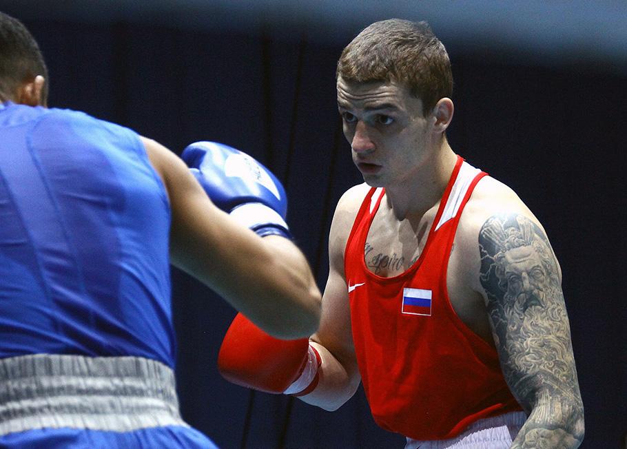 Два севастопольских боксера вышли в полуфинал чемпионата России