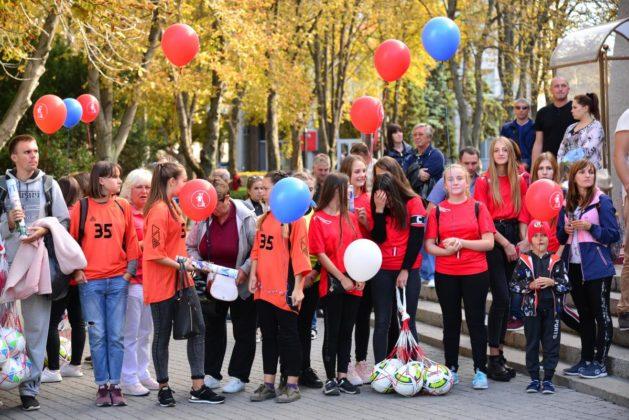 Сыграны первые матчи в соревнованиях ДЮФЛ Севастополя 2018-2019 гг.