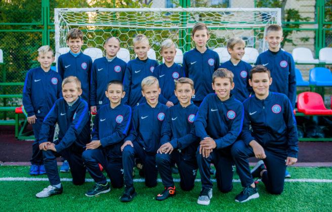 Стартовал крупный детский турнир по футболу «Sevastopol Cup»
