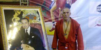 Леонид Рубель - Чемпион мира по Самбо среди ветеранов