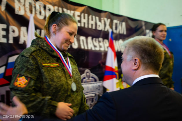 Сборная команда Восточного военного округа - победитель чемпионата ВС РФ по пауэрлифтингу!