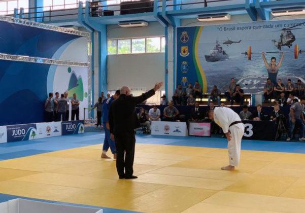 Севастополец Антон Брачев завоевал «золото» Чемпионата мира по дзюдо среди военнослужащих