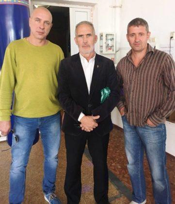 Боксёрский турнир памяти Андрея Таранова в третий раз прошёл в Севастополе