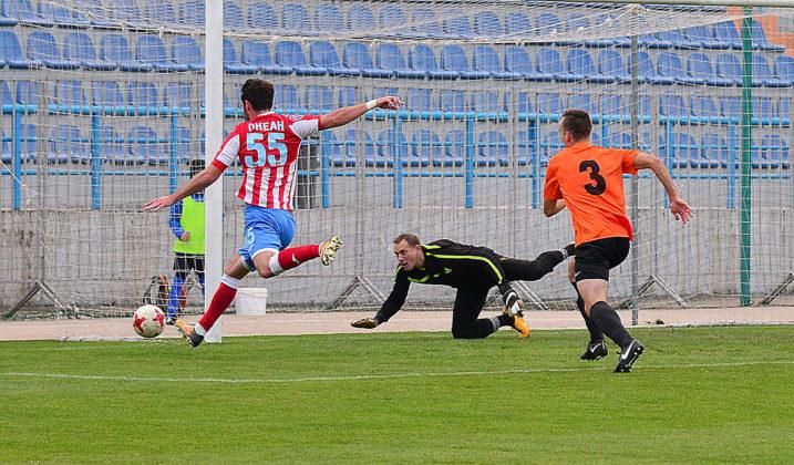 «Севастополь» в полуфинале Кубка КФС 2018/19 по футболу. «Танго» выбывает, получив бесценный опыт