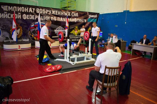 На чемпионате ВС РФ по пауэрлифтингу осталось разыграть 3 комплекта наград!