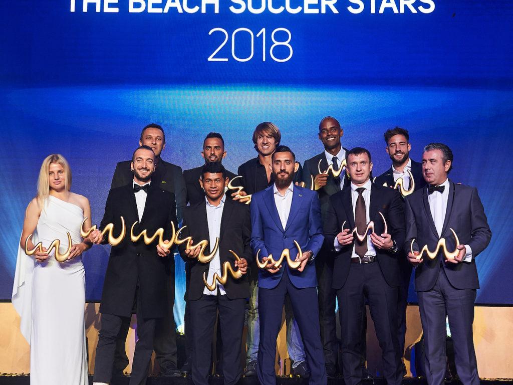 Марина Фёдорова признана лучшим игроком мира в пляжный футбол среди женщин