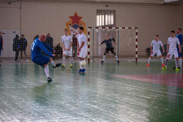 20181219 dsc 0166 630x420 - Итоги второго игрового дня Чемпионата ВС РФ по мини-футболу