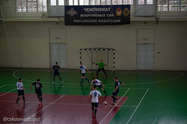 20181219 dsc 0210 630x420 - Итоги второго игрового дня Чемпионата ВС РФ по мини-футболу