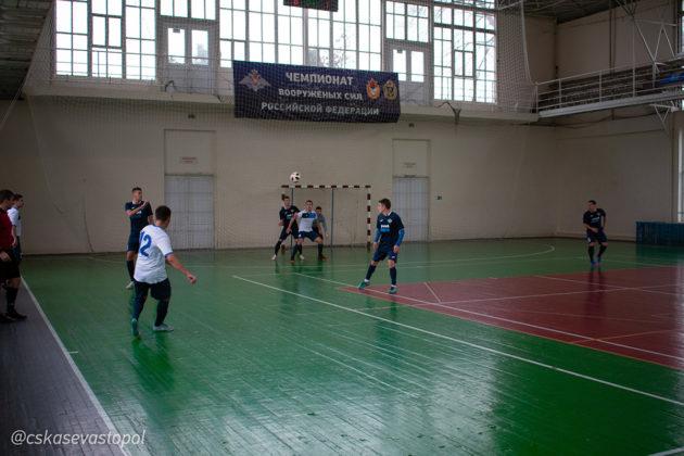 20181219 dsc 0246 630x420 - Итоги второго игрового дня Чемпионата ВС РФ по мини-футболу