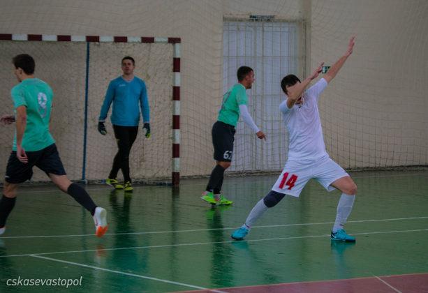 Сборная команда Воздушно-космических сил - победитель Чемпионата Вооруженных сил Российской Федерации по мини-футболу!