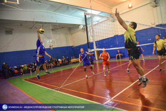 dsc 5294 630x420 - Сборная команда Черноморского флота - победитель Открытого чемпионата Севастополя по волейболу 2018 года