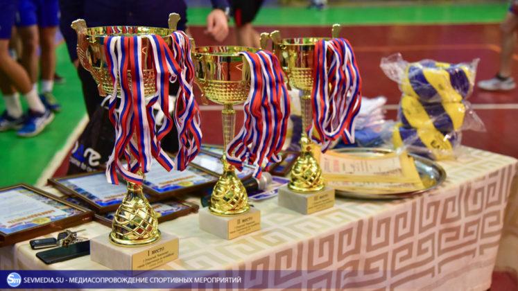 dsc 5383 1 747x420 - Сборная команда Черноморского флота - победитель Открытого чемпионата Севастополя по волейболу 2018 года