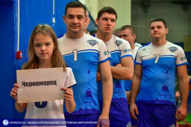 dsc 5390 628x420 - Сборная команда Черноморского флота - победитель Открытого чемпионата Севастополя по волейболу 2018 года