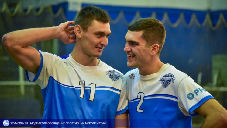 dsc 5394 747x420 - Сборная команда Черноморского флота - победитель Открытого чемпионата Севастополя по волейболу 2018 года