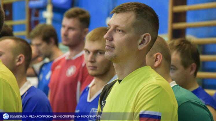 dsc 5531 747x420 - Сборная команда Черноморского флота - победитель Открытого чемпионата Севастополя по волейболу 2018 года