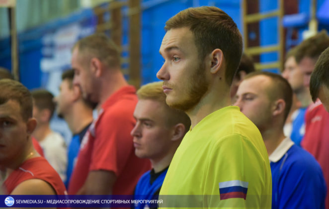 dsc 5540 662x420 - Сборная команда Черноморского флота - победитель Открытого чемпионата Севастополя по волейболу 2018 года