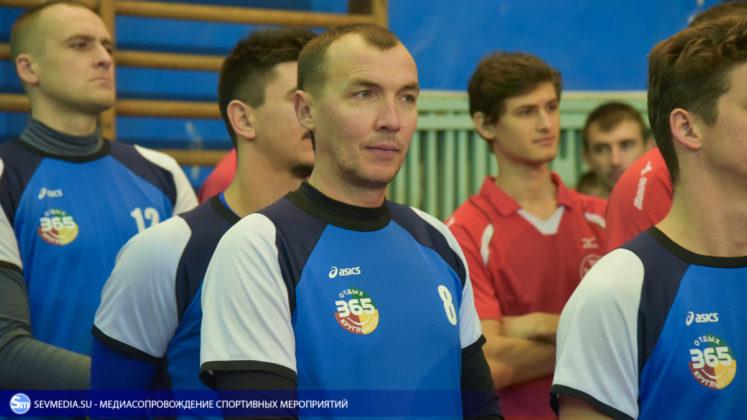 dsc 5566 747x420 - Сборная команда Черноморского флота - победитель Открытого чемпионата Севастополя по волейболу 2018 года
