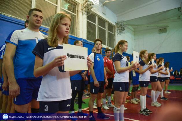 dsc 5575 630x420 - Сборная команда Черноморского флота - победитель Открытого чемпионата Севастополя по волейболу 2018 года