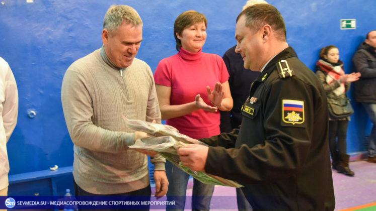 dsc 5579 747x420 - Сборная команда Черноморского флота - победитель Открытого чемпионата Севастополя по волейболу 2018 года