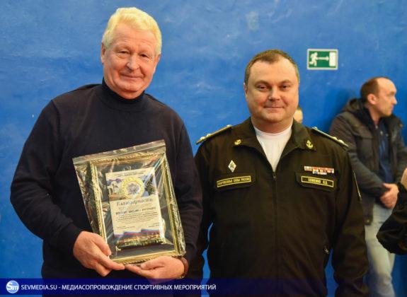dsc 5596 575x420 - Сборная команда Черноморского флота - победитель Открытого чемпионата Севастополя по волейболу 2018 года