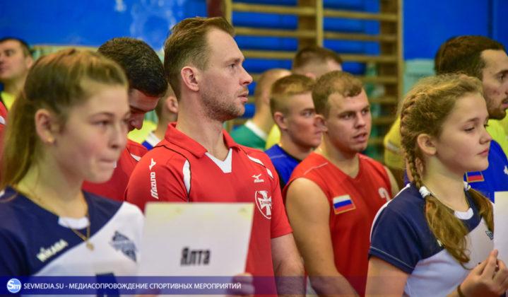 dsc 5609 719x420 - Сборная команда Черноморского флота - победитель Открытого чемпионата Севастополя по волейболу 2018 года