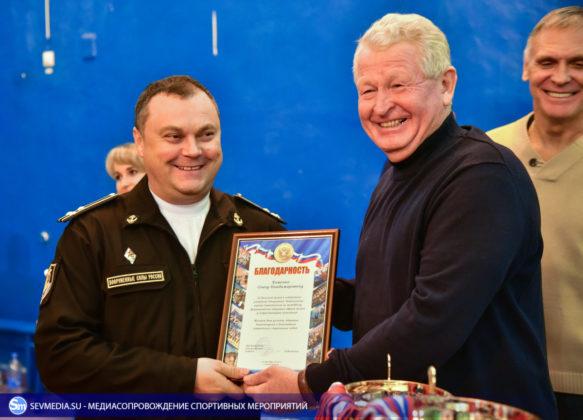 dsc 5639 583x420 - Сборная команда Черноморского флота - победитель Открытого чемпионата Севастополя по волейболу 2018 года