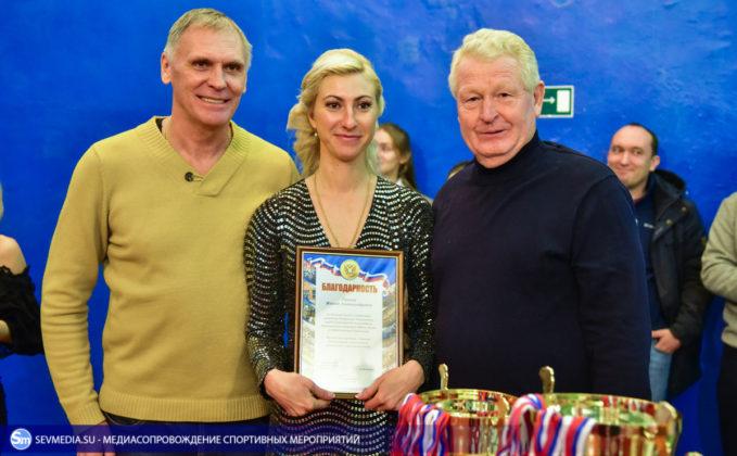 dsc 5688 679x420 - Сборная команда Черноморского флота - победитель Открытого чемпионата Севастополя по волейболу 2018 года