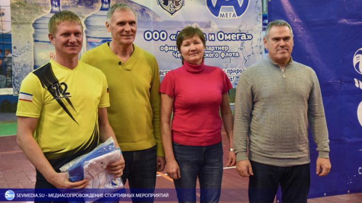 dsc 5779 747x420 - Сборная команда Черноморского флота - победитель Открытого чемпионата Севастополя по волейболу 2018 года