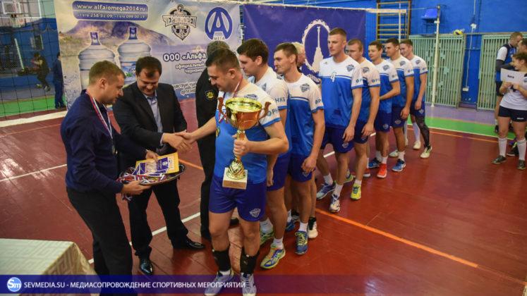 dsc 5895 747x420 - Сборная команда Черноморского флота - победитель Открытого чемпионата Севастополя по волейболу 2018 года