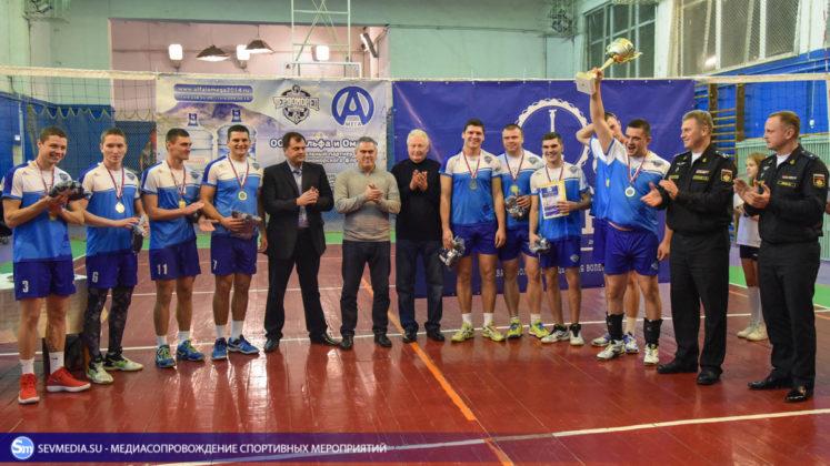 dsc 5963 747x420 - Сборная команда Черноморского флота - победитель Открытого чемпионата Севастополя по волейболу 2018 года
