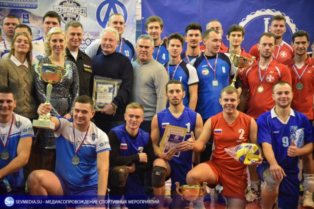 dsc 5991 630x420 - Сборная команда Черноморского флота - победитель Открытого чемпионата Севастополя по волейболу 2018 года