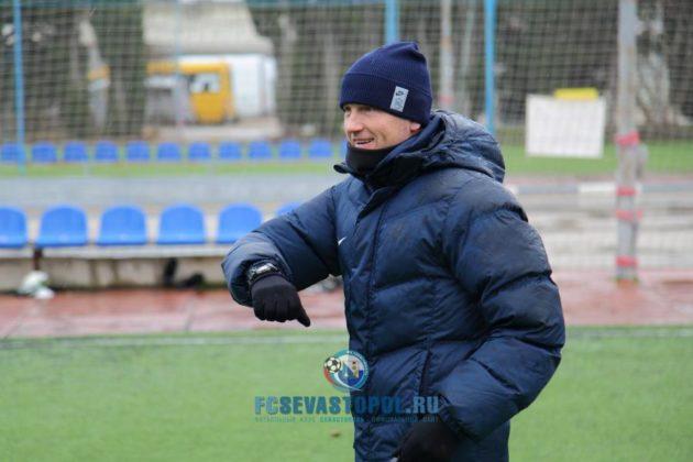 ФК «Севастополь» вышел из отпуска