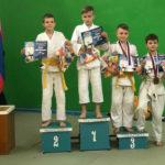 В Ялте прошел турнир по дзюдо среди юношей и девушек 2007-2009 г.р.