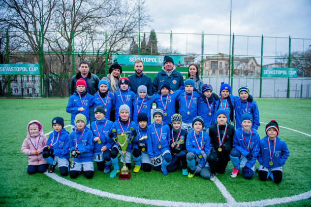 Определены победители детского турнира по футболу «Кубок Вита-Мед»
