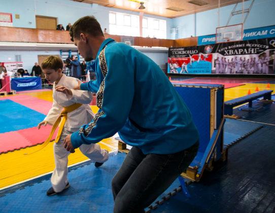 В Севастополе состоялся первый турнир по универсальному бою