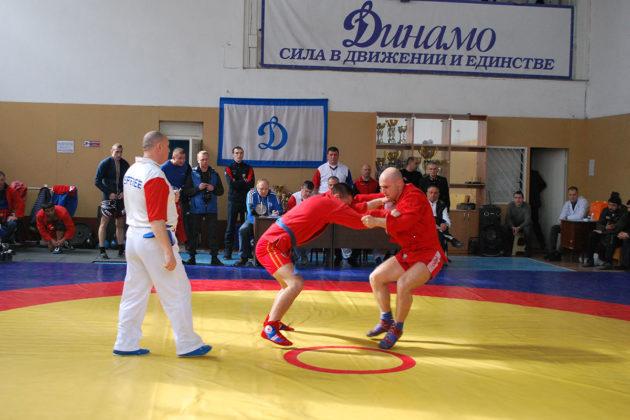 Крымские росгвардейцы стали серебряными призерами Чемпионата Республиканского отделения общества «Динамо» по самбо