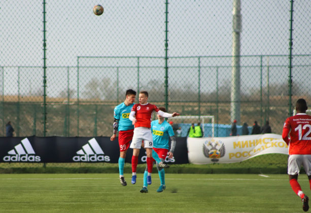 21032019 11 613x420 - Сборная СевГУ одержала победу во втором матче весенней части НСФЛ