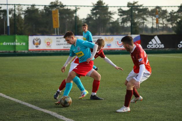 21032019 19 630x420 - Сборная СевГУ одержала победу во втором матче весенней части НСФЛ