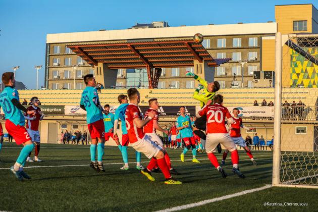 21032019 22 630x420 - Сборная СевГУ одержала победу во втором матче весенней части НСФЛ