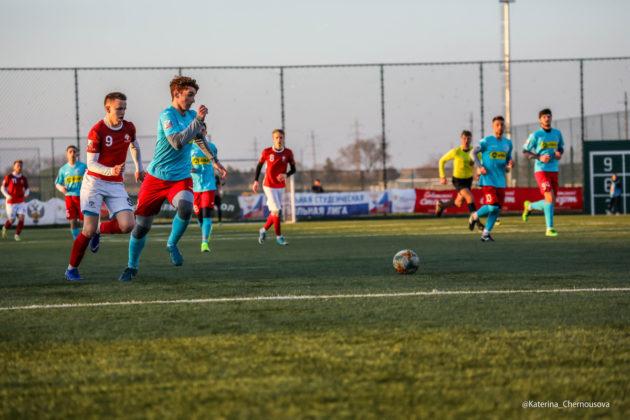 21032019 23 630x420 - Сборная СевГУ одержала победу во втором матче весенней части НСФЛ