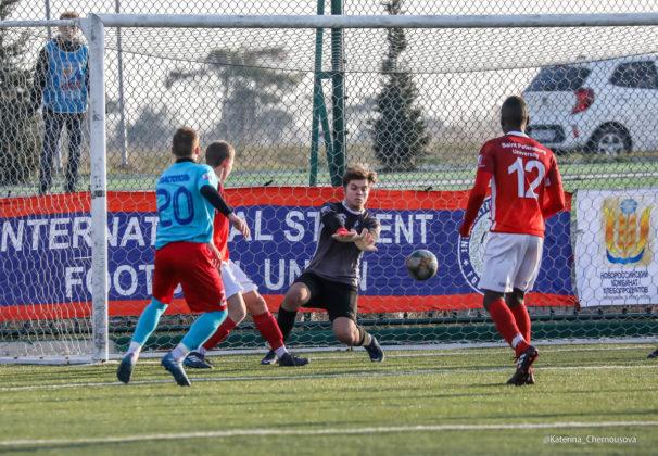 21032019 27 606x420 - Сборная СевГУ одержала победу во втором матче весенней части НСФЛ